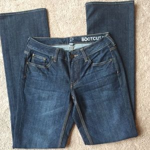 NY&C Low Rise Bootcut Curvy Fit Jeans! NWOT!